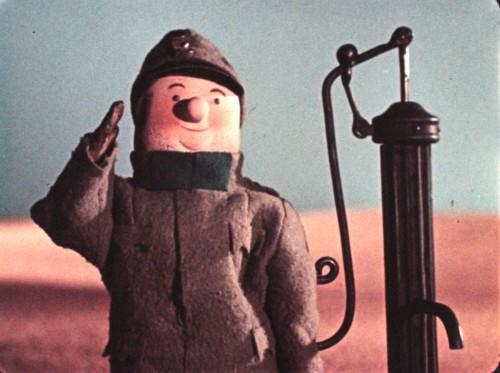 THE GOOD SOLDIER ŠVEJK (Osudy dobrého vojáka Švejka, 1954)