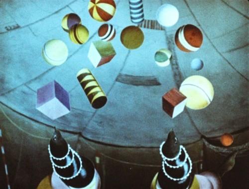 MERRY CIRCUS (Veselý cirkus, 1951)