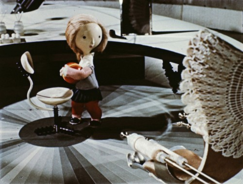 CYBERNETIC GRANDMA (Kybernetická babička, 1962)